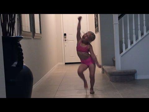 Paige Glenn  Little Mix Black Magic Freestyle