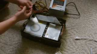 Original Xbox Hard Drive Upgrade 2013