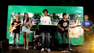 Pusong Bato rendition by Baysix Band at Dfarm Masinloc