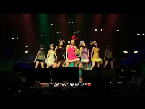 190207 - Zoo - Red Velvet 레드벨벳 - REDMARE IN USA - Los Angeles - HD FANCAM 직캠 2160p