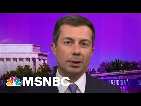Sec. Buttigieg: We Also Need To Move Forward On 'Human Infrastructure' Track