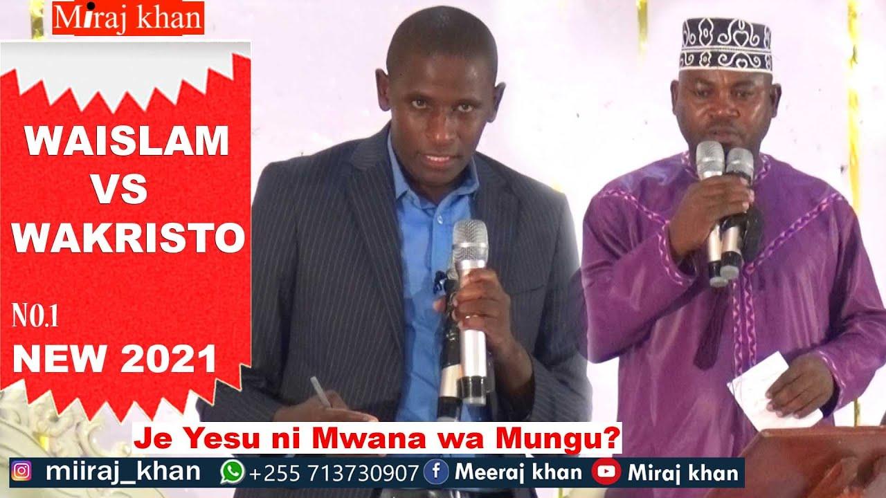 Download #LIVE: N01: MDAHALO WAISLAM NA WAKRISTO, JE YESU NI MWANA WA MUNGU?