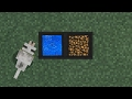 ✔Minecraft PE: How To Make Dog Food And Water Bowl!?
