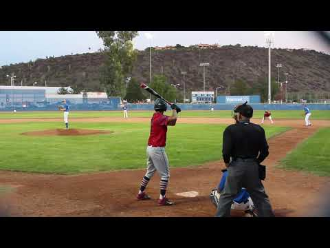 11-13-2018 CeHS Baseball Red vs Thunderbird High School