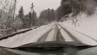 Fiat Bravo 1,4 T-jet winter drive 28.12.2014