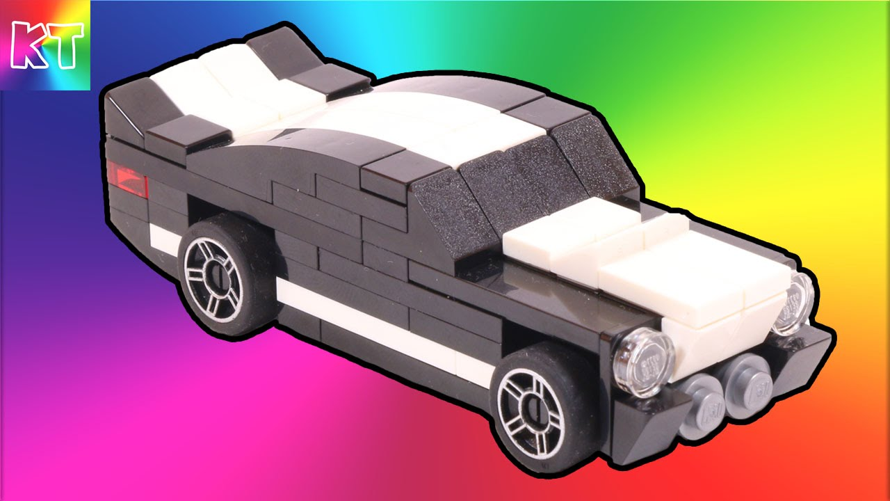 Lego ford mustang gt500 lego instruction speed build review cars for kids