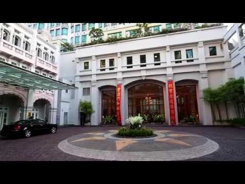 InterContinental Hotel Singapore - Hotel Video Guide