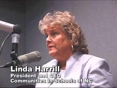 Linda Harrill on poverty and public schools