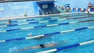 Educativo nado borboleta ( golfinho ) - Swim Lesson - Butterfly