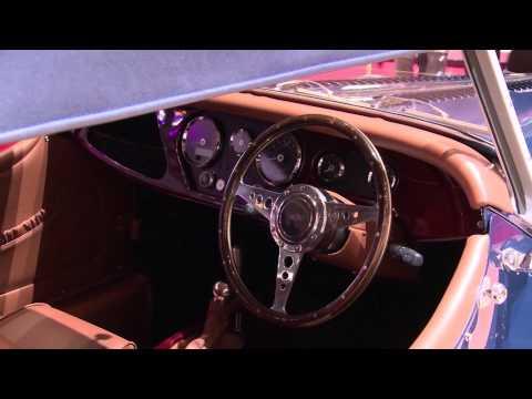 Morgan Plus 4 Premiere at Geneva Auto Show 2014