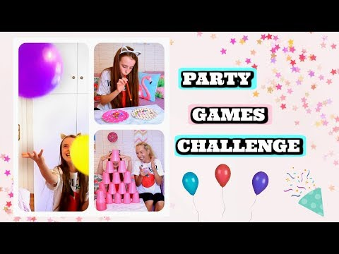 Party παιχνίδια challenge // Eye spy under wraps LOL surprise unboxing