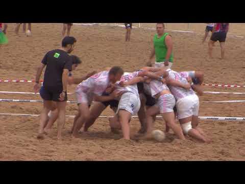 Celebrado la VII Edicion del Trofeo Internacional de Rugby playa de Santander