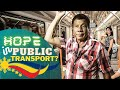 Public Transportation in the Philippines: A Glimpse of the Future - JAPANESE-FUNDED RAILWAY PROJECTS