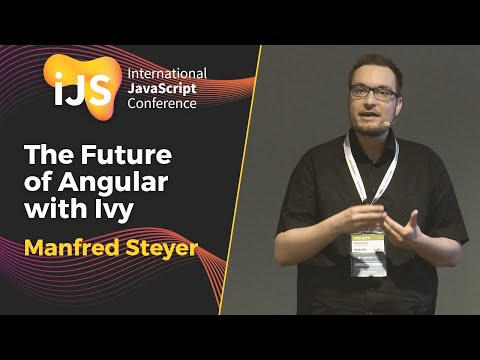 The Future of Angular with Ivy | Manfred Steyer