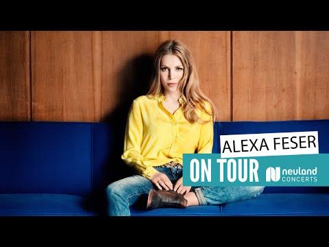 Alexa Feser - Live On Tour 2015 (official Trailer)