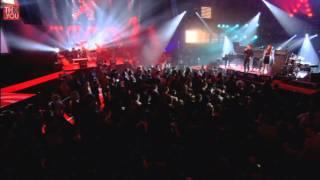Bryan Rice - Curtain Call (Live @ 10 years Q-Music) (HQ) (HD) (OFFICIAL)