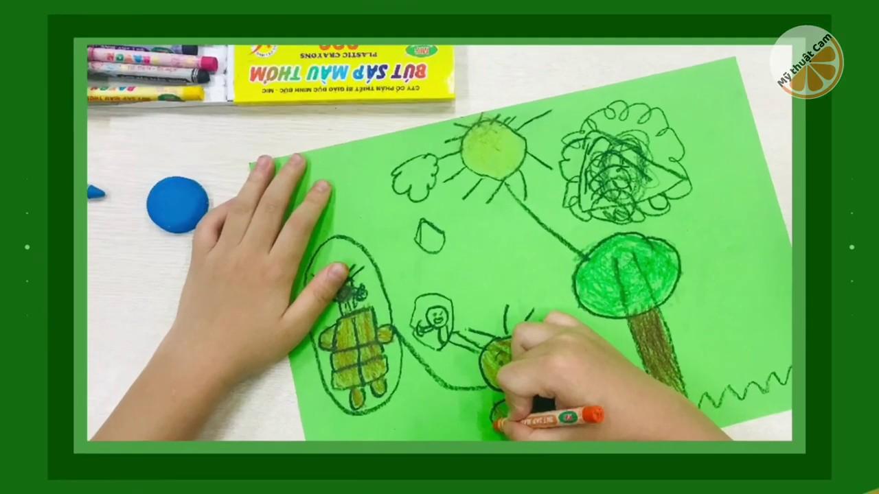 Cách vẽ chân dung những người thân trong gia đình của tụi nhỏ :) – How to draw my family