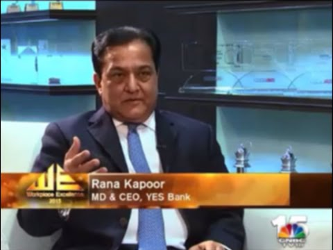 YES BANK featured in Workplace Excellence TV Series - 2015