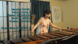 Ravel, Casals, Steven Snowden, and More: Quarantine Concert No.1 with Eri Isomura and Friends