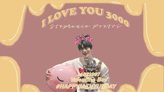 I Love You 3000 ㅡ Stephanie Poetri //thaisub