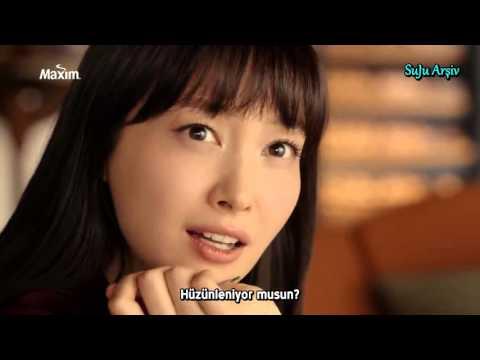 140915 Kim Woobin & Lee Nayoung Maxim Mocha Gold Reklamı (Türkçe Altyazılı)