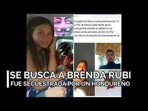 Rescatada la niña de 12 años que con engaños se llevo de su casa un migrante hondureño, pedófilos, d