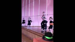 """Уроки бальных танцев для малышей ) """" Шарм"""""""
