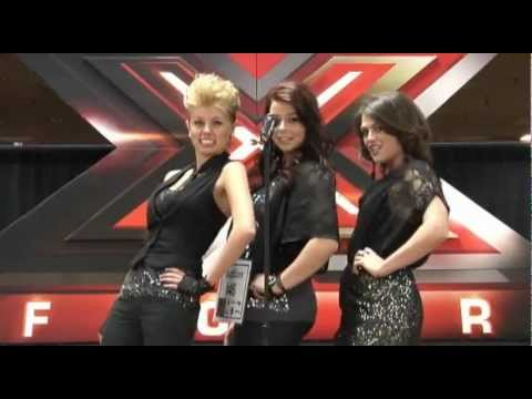 FOX66's The X Factor Audition Pass Contest Winners 2012