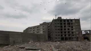 Gunkanjima, Hashima - James Bond Skyfall Hacking Island
