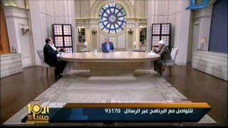 بالفيديو.. «حتى في رمضان» خناقة في برنامج وائل الإبراشي