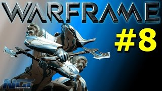 WARFRAME Walkthrough Ep.8 - NEW Warframe: FROST!▐ Warframe (PC)