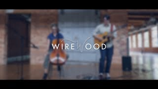 Sweet Child O' Mine cover -- WireWood (Cello/Guitar duo)
