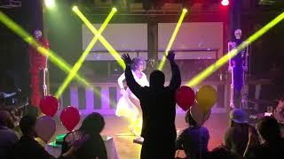 Boom Boom Le Coeur Doing Bride Of Frankenstein Funny Burlesque Act