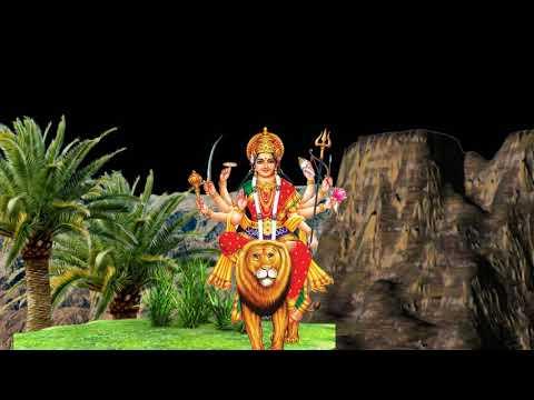 Nine   energies of   universal   energy    goddess   Durga
