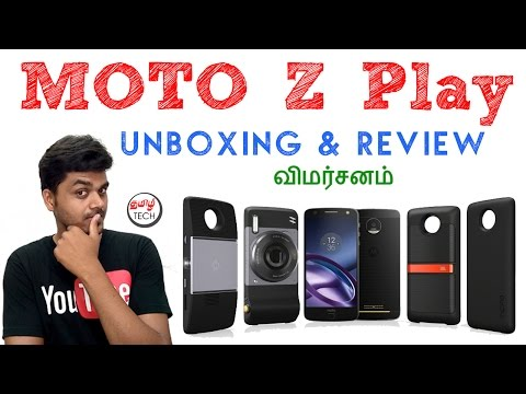 Moto Z Play Unboxing & Review -...