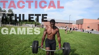 Tatical Athelete Games (hosted by the 20th Air Support Operations Squadron)