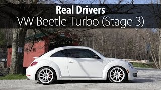 Real Drivers: 2012 Volkwsagen Beetle Turbo (Stage 3)