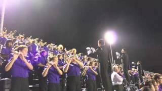 "Warren Warrior Band plays ""The Hey Song"""