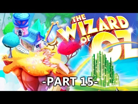 Wizard of Oz (Fairy Tale) Island + All Dragons Gameplay Part 15 | Dragon City
