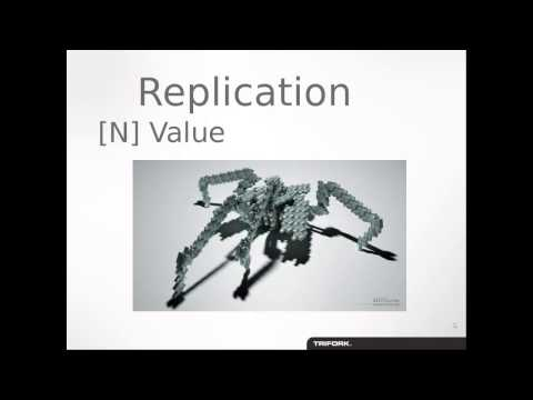 Riak NoSQL database - For scalability, distribution and fault tolerance