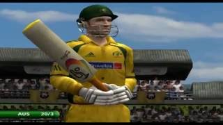 (Play#3) - EA Sports Cricket 2007 -  West Indies Vs Australia - Gameplay