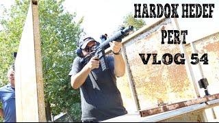 Hardox Hedef Kurşuna DAYANMADI!!! VLOG 54
