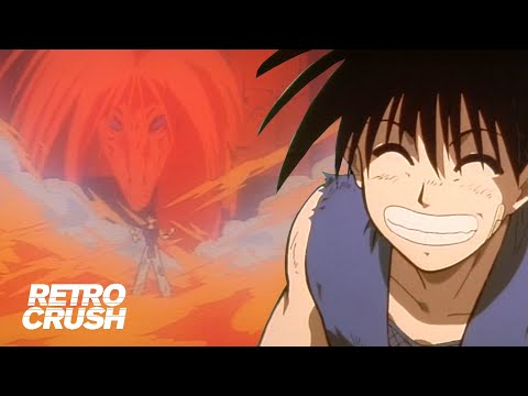 The forgotten Flame User! Recca's Most Badass Moments | Flame of Recca (1997)