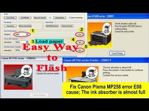 pcm service tool canon ip2700 free download