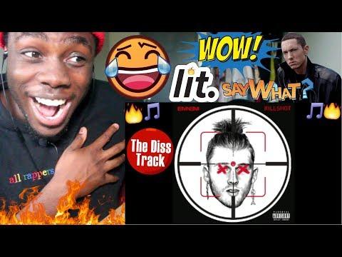 KILLSHOT [Official Audio] REACTION!!!