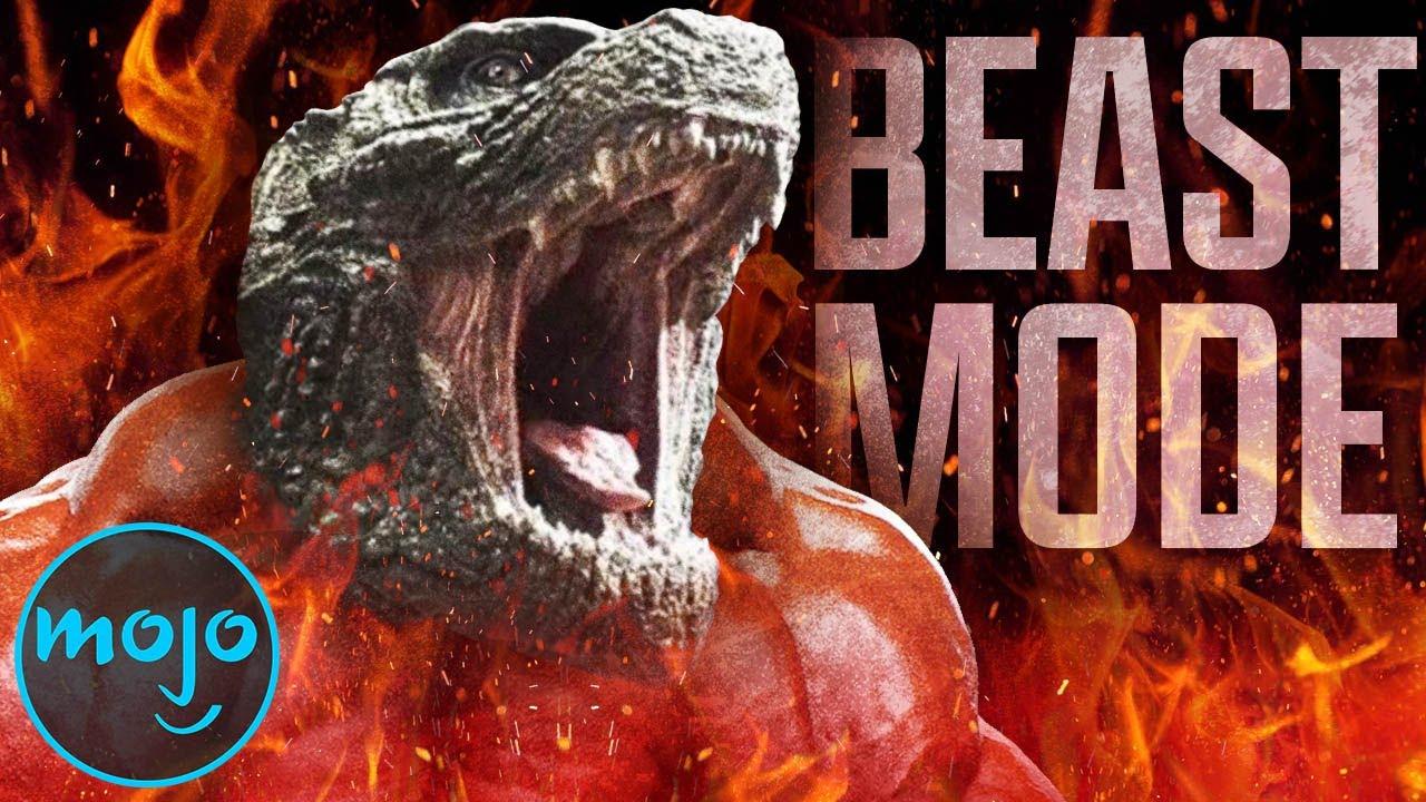 Top 10 Times Godzilla Went Beast Mode