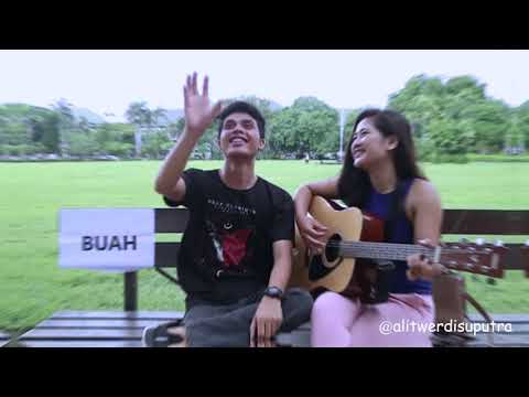 CIPTAKAN LAGU INDAH||COVER VIDEO CLIP DASH UCIHA