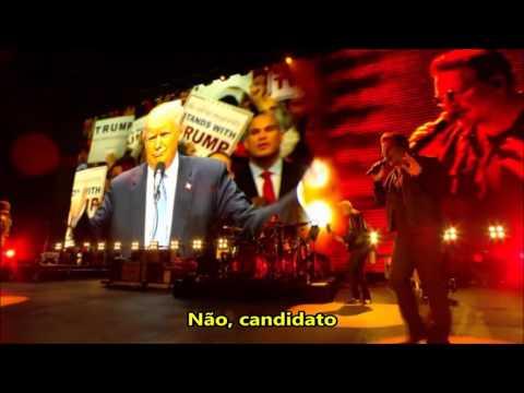 U2 - Trump, você está DEMITIDO! [LEGENDADO]