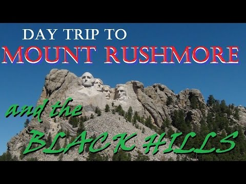 Time Lapse: Day Trip to Mount Rushmore and the Black Hills, South Dakota