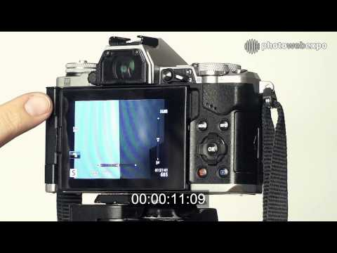 Olympus OM-D E-M5 mark II. Интерактивный видео тест